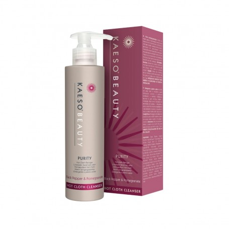 Purity Hot Cloth Cleanser 195ml