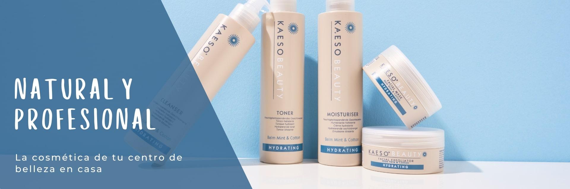 cosmetica natural y profesional